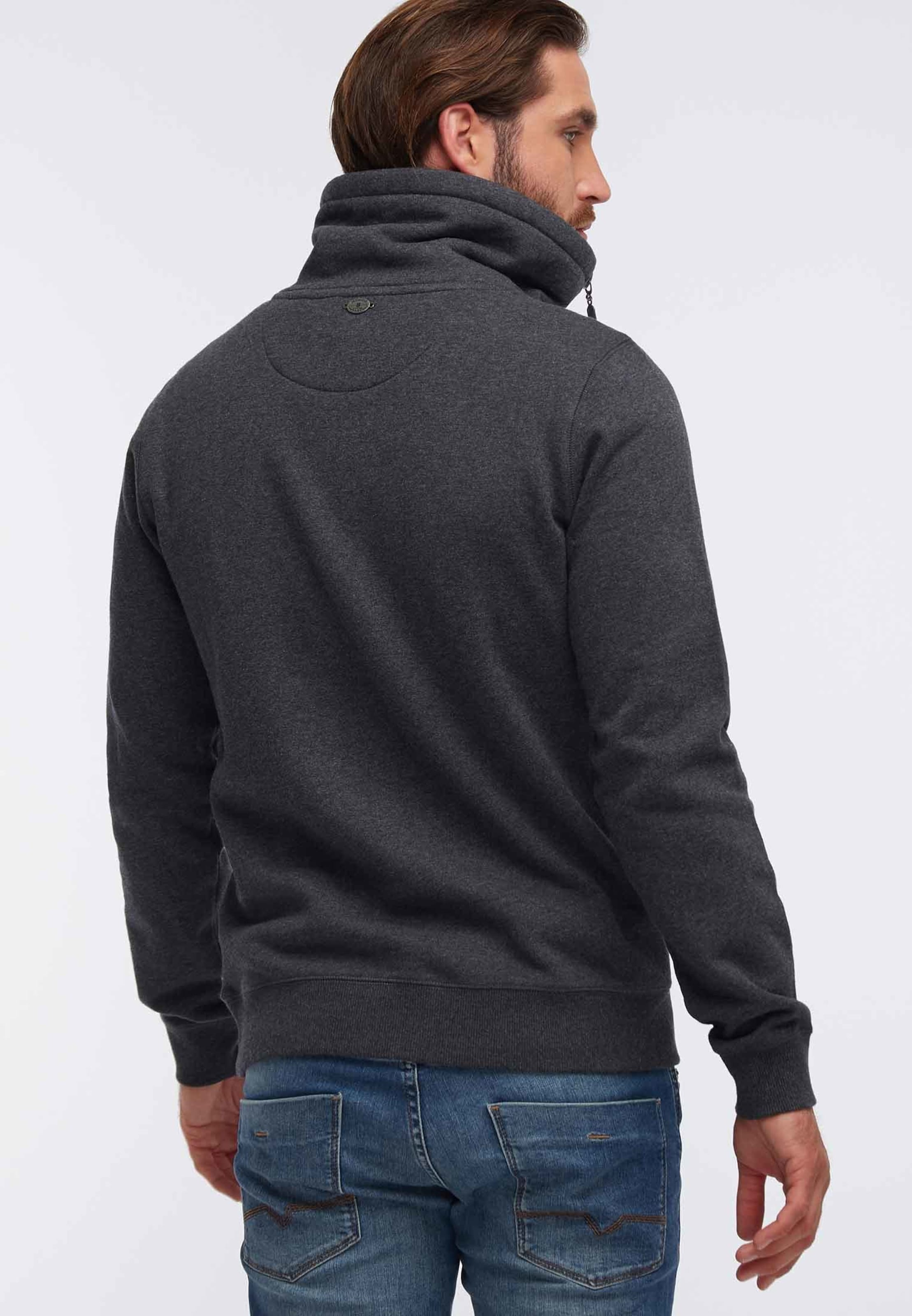Dreimaster shirt Sweat Graphite Sweat Dreimaster Dreimaster En Graphite shirt En rCxedWQoB