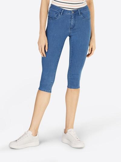 ONLY Jeans in blue denim, Modelansicht