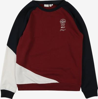 NAME IT Bluza w kolorze niebieski / czerwone winom, Podgląd produktu