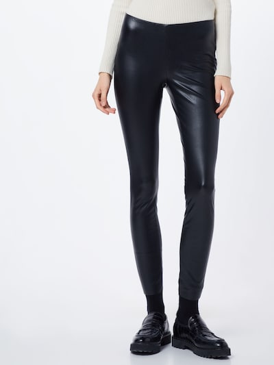 JACQUELINE de YONG Leggings in schwarz: Frontalansicht
