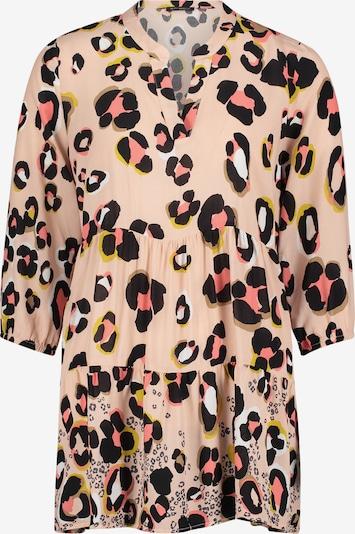 Betty Barclay Blouse in de kleur Rosé / Zwart / Wit, Productweergave