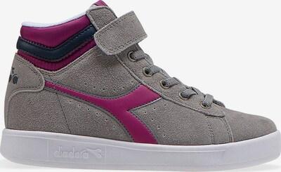 Diadora Sneakers 'Game S High PS' in navy / grau / eosin, Produktansicht
