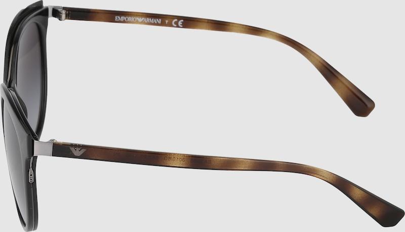Emporio Armani Sonnenbrille in Schmetterlingsform