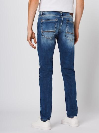 LTB Džinsi 'SERVANDO X D' pieejami zils džinss: Aizmugures skats