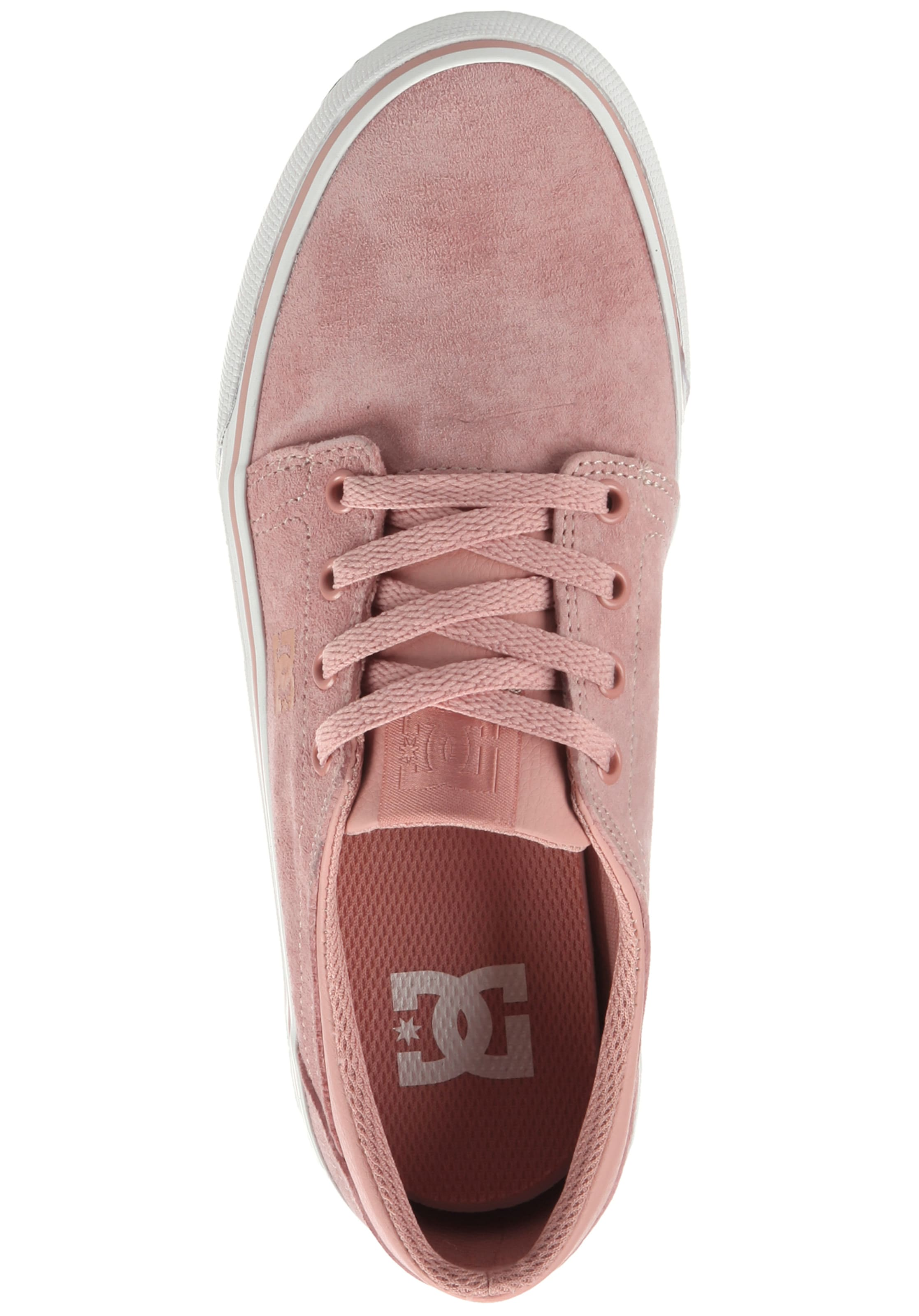 Dc Sneaker 'trase Le' Altrosa In Shoes 0wPkn8O