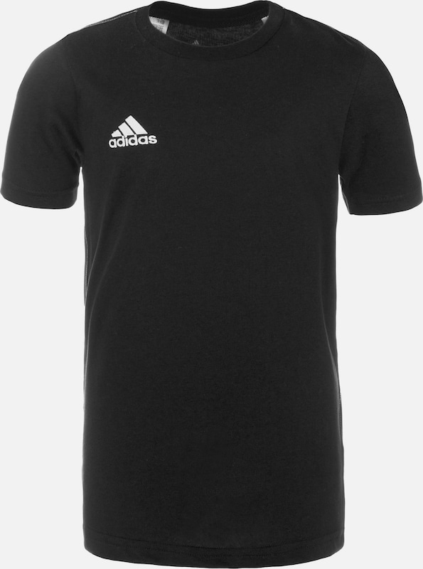 ADIDAS PERFORMANCE Core 15 Trainingsshirt Kinder in schwarz, Produktansicht