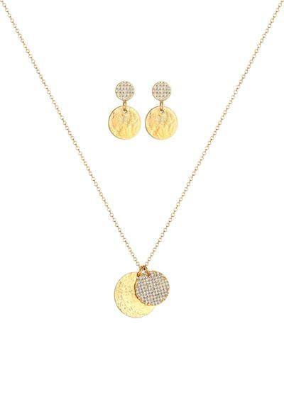 ELLI PREMIUM Sieraden set in de kleur Goud, Productweergave