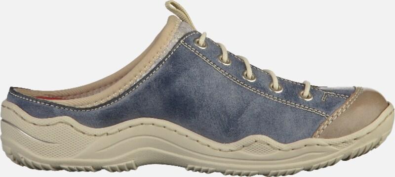 RIEKER Pantoletten Verschleißfeste billige Schuhe Hohe Qualität