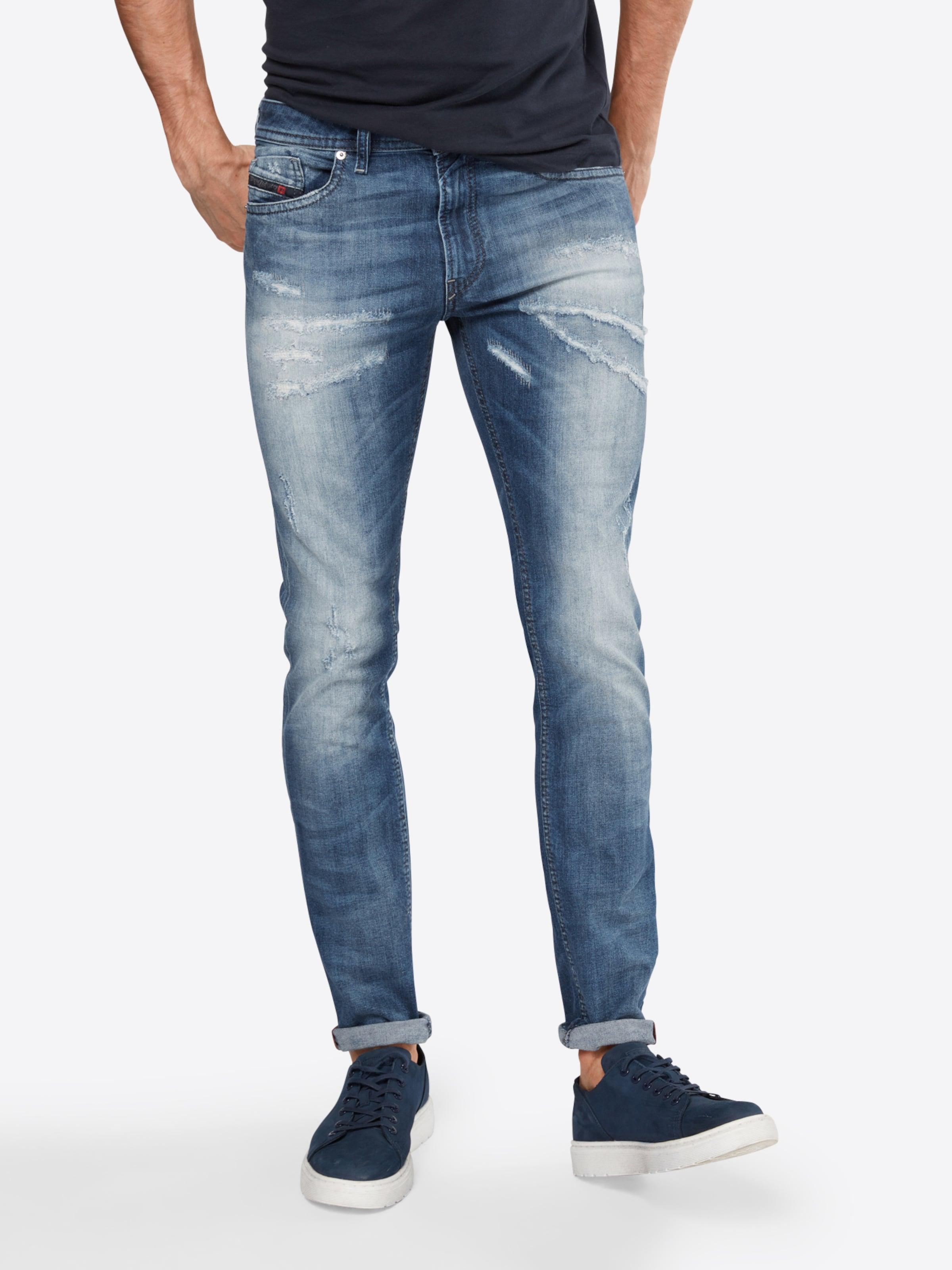 Mit Mastercard Online-Verkauf DIESEL 'Thommer' Jeans Skinny Fit 845F Steckdose Exklusive qbyzz7dCS
