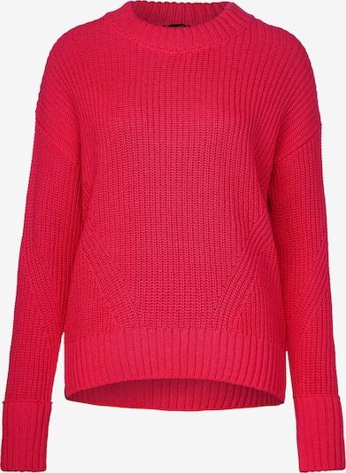 STREET ONE Pullover in dunkelpink, Produktansicht