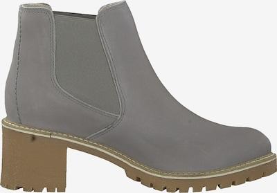 Chelsea batai 'Irine' iš TAMARIS , spalva - tamsiai pilka: Vaizdas iš šono