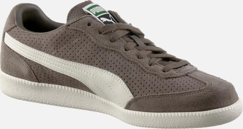 Puma League Suede Perf Sneaker Lord