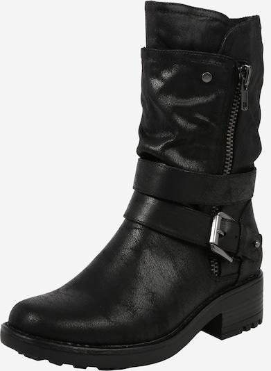 BULLBOXER Stiefel in schwarz, Produktansicht