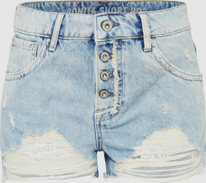 Pepe Jeans Shorts  Bon  in blue denim   ABOUT YOU e123ac3110