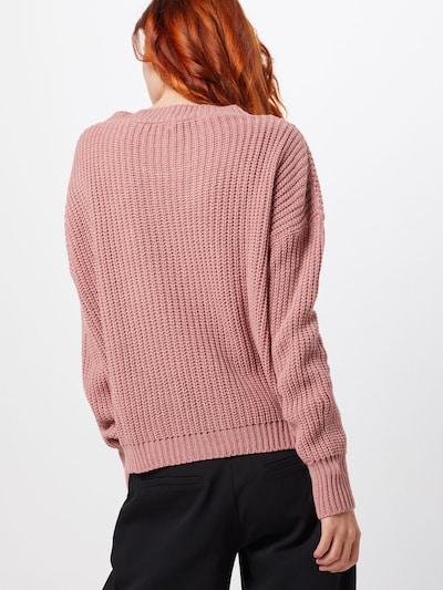 Pulover GLAMOROUS pe roz: Privire spate