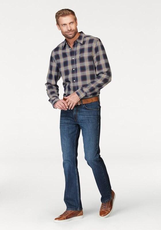 Wrangler Langarmhemd Ls 1pkt Shirt
