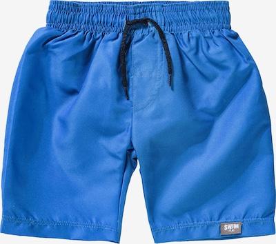 STERNTALER Badeshorts mit UV-Schutz 50+ in blau, Produktansicht