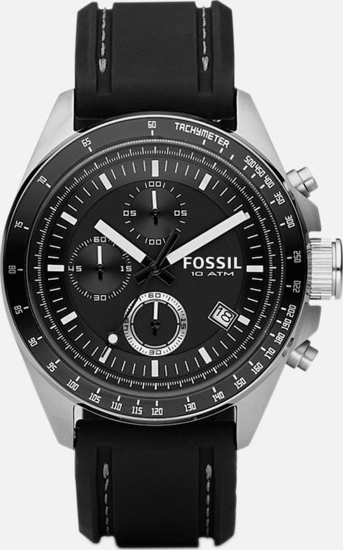 "Chronographe Fossile, ""decker, Ch2573"""