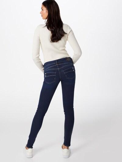 Herrlicher Jeans 'Piper' in dunkelblau: Rückansicht