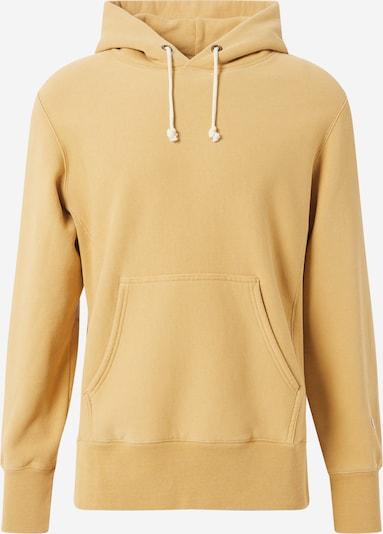 Champion Reverse Weave Sweatshirt in beige, Produktansicht