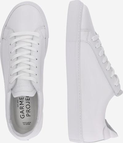 Garment Project Sneaker 'Type' in weiß: Seitenansicht