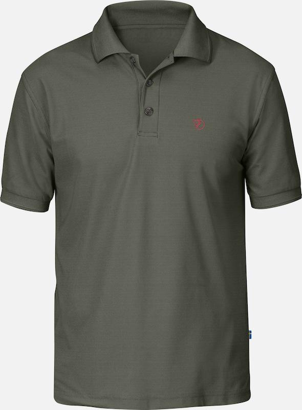 Fjällräven Crowley Piqué Shirt 81783 in dunkelgrau  Neuer Aktionsrabatt