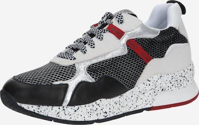 Liu Jo Sneaker 'KARLIE 35' in rot / schwarz / weiß, Produktansicht