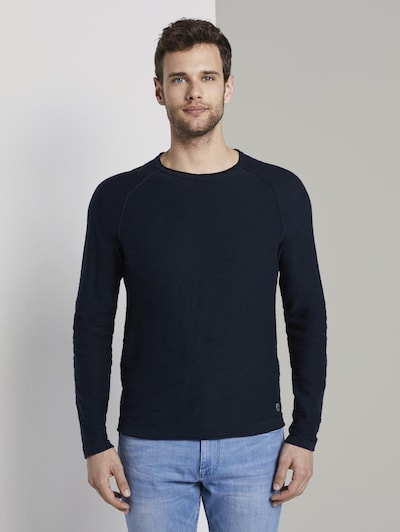 TOM TAILOR Sweter w kolorze granatowym, Podgląd produktu