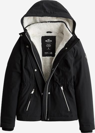 HOLLISTER Tussenjas in de kleur Zwart, Productweergave