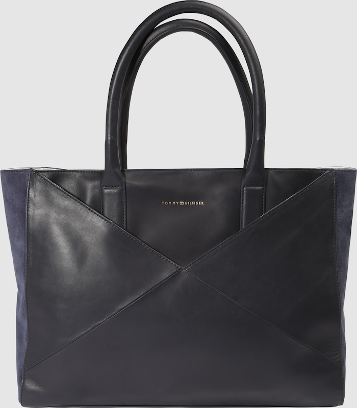 TOMMY HILFIGER Shopper 'GEO BLOCK'