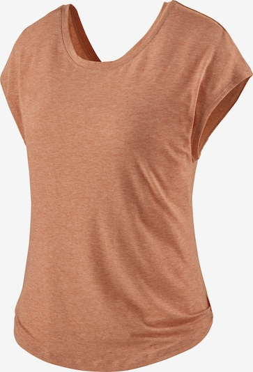 PATAGONIA Outdoorshirt 'Glorya Twist' in pastellorange, Produktansicht