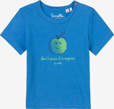 Sanetta Kidswear T-Shirt in blau, Produktansicht