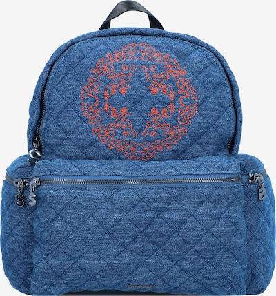 Desigual Rugzak in de kleur Blauw, Productweergave