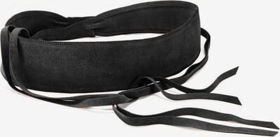 LASCANA Ledergürtel in schwarz, Produktansicht