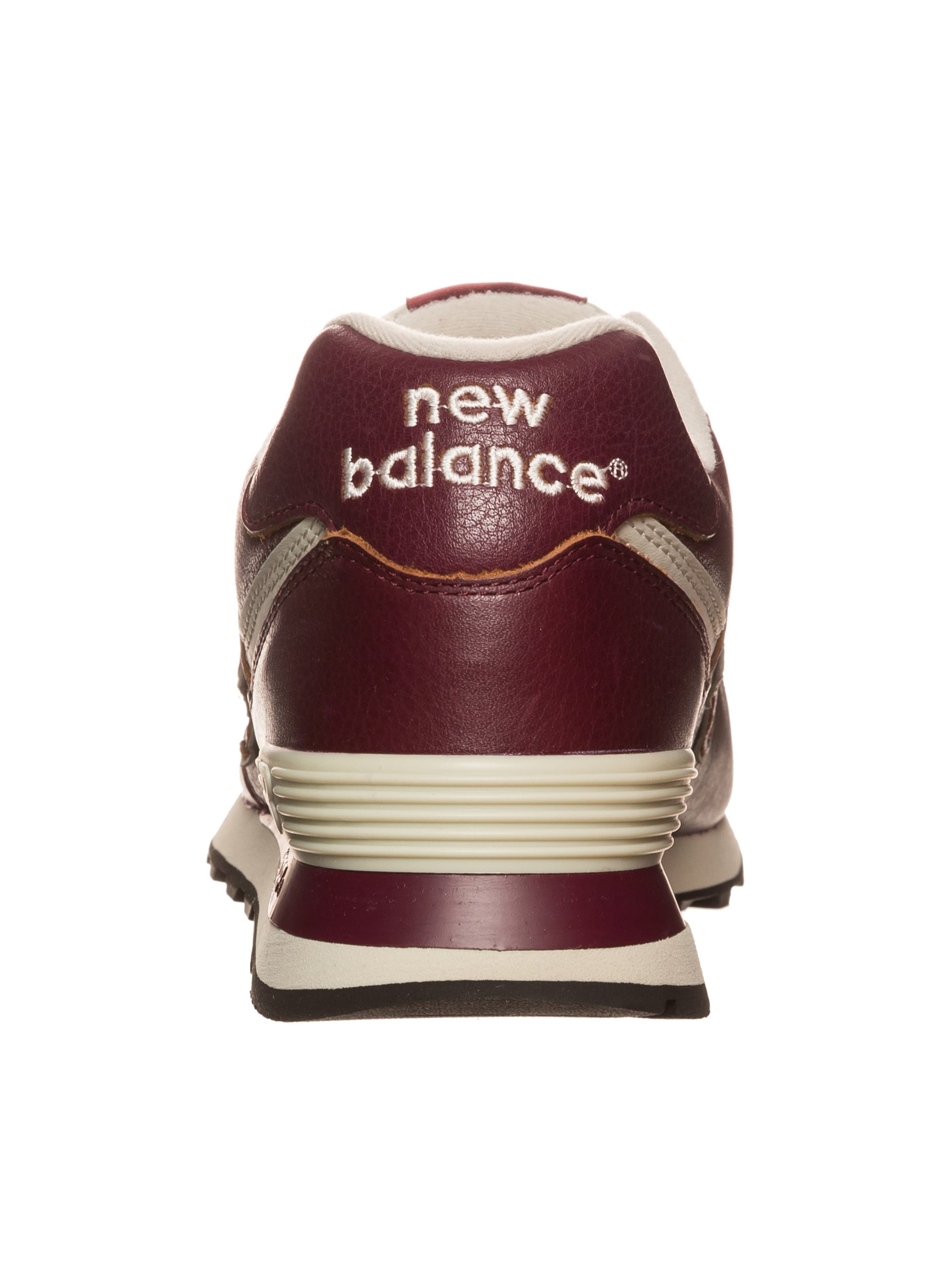 New Balance BeigeLie Baskets De Vin En Basses SUqVzMp