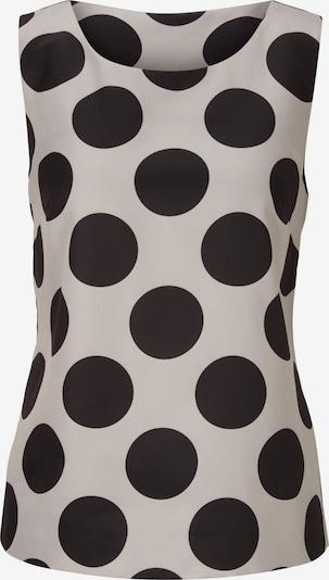 heine Top in grau / schwarz, Produktansicht