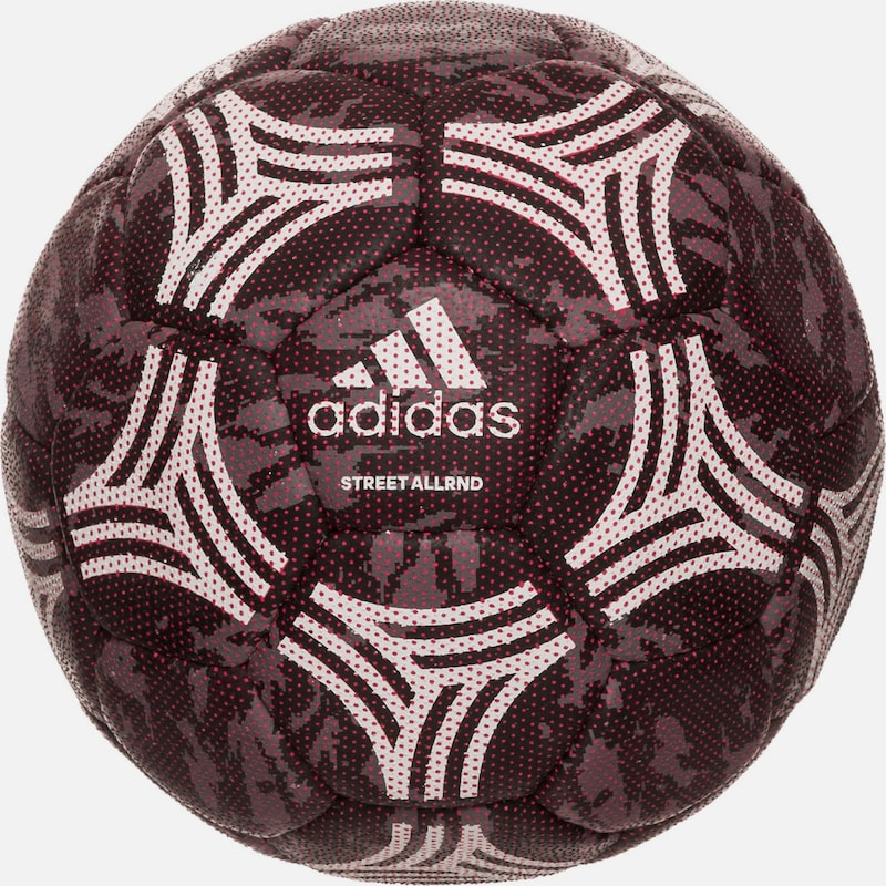 ADIDAS PERFORMANCE Trainingsball in grau / kirschrot, Produktansicht