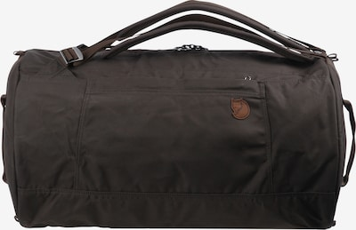 Fjällräven Sac de sport 'Splitpack Large' en brun foncé, Vue avec produit