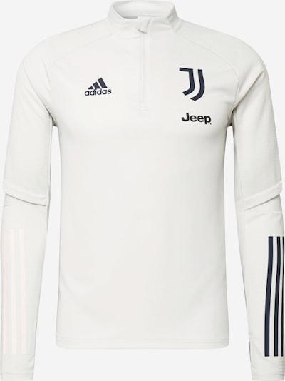 ADIDAS PERFORMANCE Bluzka sportowa 'Juventus Turin' w kolorze jasnoszary / czarnym, Podgląd produktu