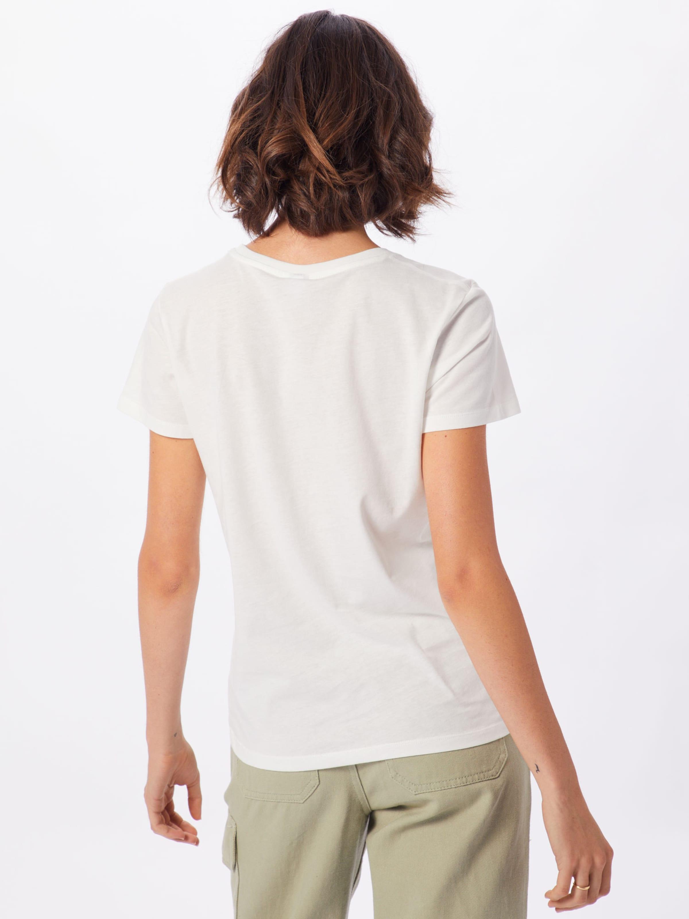 Blanc Cassé Iriedaily En shirt CognacNoir Flag' 'blotchy T OkTXuPiZ