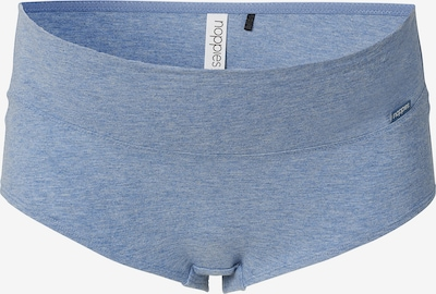 Noppies Panty 'Cotton Melange' in rauchblau, Produktansicht