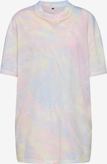 LeGer by Lena Gercke Oversized shirt 'Shania' in de kleur Blauw / Gemengde kleuren, Productweergave