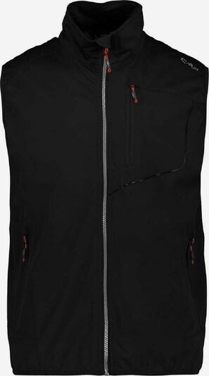 CMP Sportweste in schwarz, Produktansicht