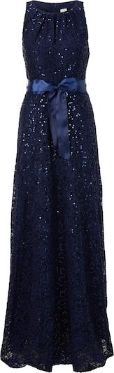 Vakarinė suknelė iš heine , spalva - tamsiai mėlyna jūros spalva, Prekių apžvalga