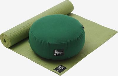 YOGISTAR.COM Yoga-set Starter Edition - Meditation in grün / apfel, Produktansicht