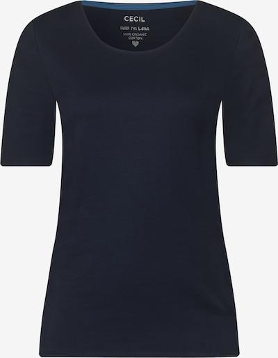 CECIL Shirt ' Lena ' in blau, Produktansicht