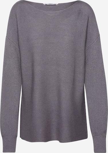 ONLY Pullover 'ONLCLARA' in grau, Produktansicht