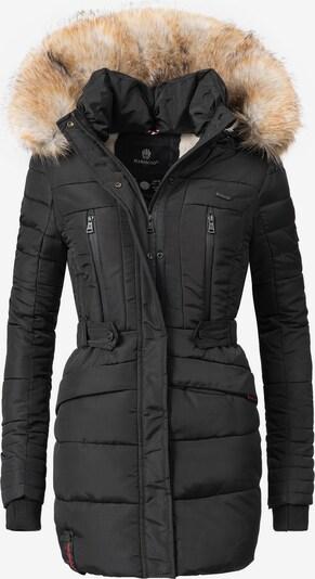 MARIKOO Mantel in schwarz, Produktansicht