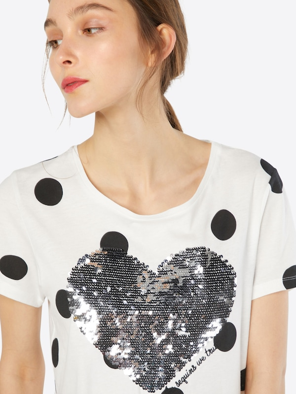 ONLY T-shirt 'SWEET PRINT'