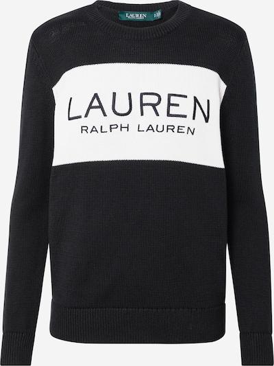 Megztinis iš Lauren Ralph Lauren , spalva - juoda / balta, Prekių apžvalga